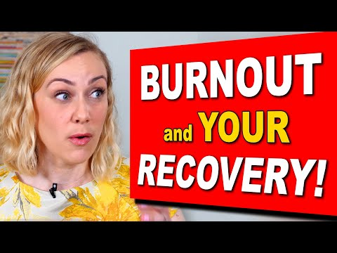 BURNOUT and the FASTEST Way to Recover