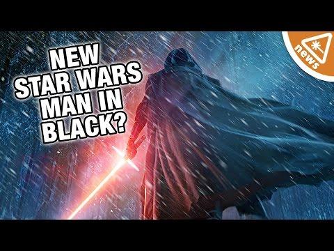 Who Is Star Wars Episode 8's New Man In Black? (Nerdist News w/ Jessica Chobot)