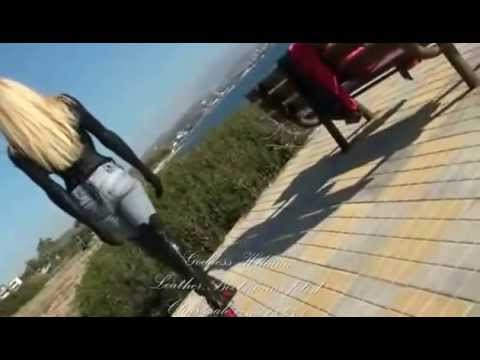 Ballet Heels - Markissa in her ballet boots latex corset Full HD from YouTube · Duration:  3 minutes 10 seconds