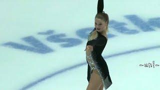 Maria SOTSKOVA - FS - 2019 Nepela Memorial - Мария Сотскова - マリア・ソツコワ