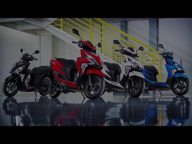 Honda Elite 125 tem tudo para ser uma nova referência