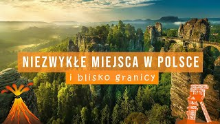 12 niezwykłych miejsc w Polsce i blisko granicy. Też mamy WULKANY!