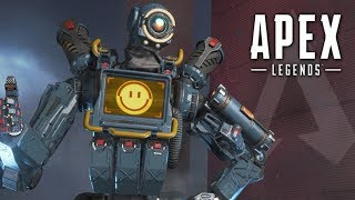 "FIRST TRY AT NEW BATTLE ROYALE ""APEX LEGENDS"" - APEX LEGENDS PS4 PRO GAMEPLAY"