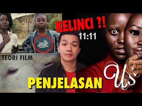 """HIDDEN MEANING DIBALIK FILM """"US"""" (2019) INDONESIA - TEORI YANG AKAN MENJAWAB SEMUA PERTANYAAN"""