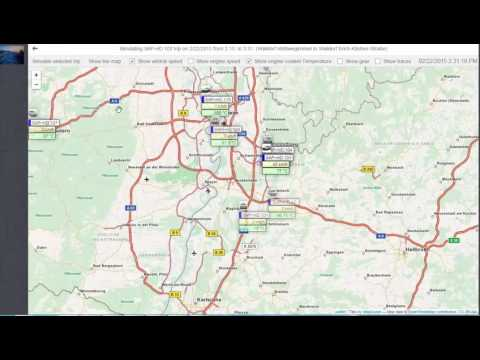 SAP Vehicle Insights  Car Fleet Management Demo