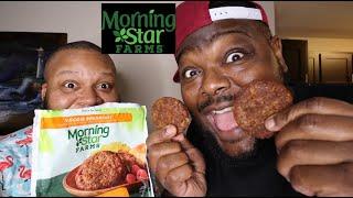 MorningStar Farms Sausage - Original Sausage Patties (Food Virgins)