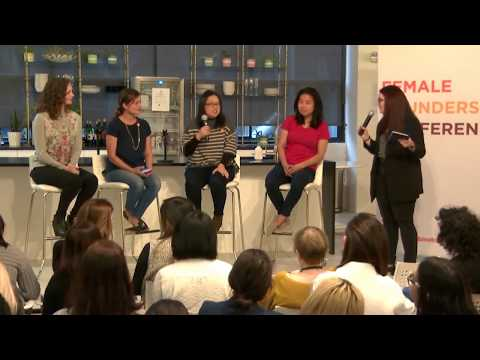 YC Partner Panel at the Seattle Female Founders Conference