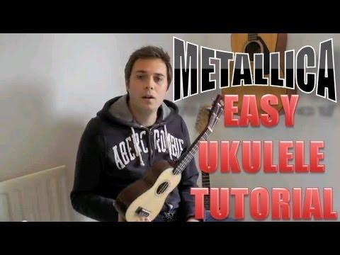 metallica---enter-sandman---ukulele-lesson---easy-ukulele-song---how-to-play-ukulele