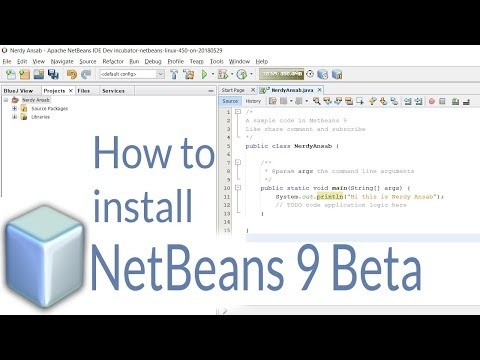 netbeans 9 beta download