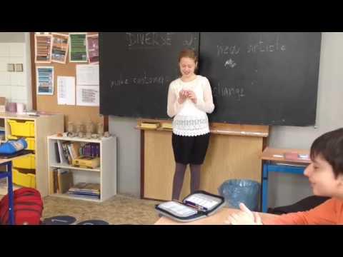 Diversity Game - Primary School Klas - CZECH REPUBLIC