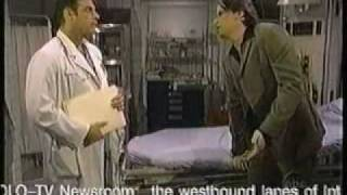 OLTL Todd learns Jack has Aplastic Anemia pt 1 - 2002