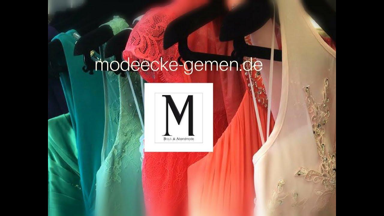 Wo Finde Ich Schone Abendkleider In Borken Abendmode Fur Damen Gunstig Kaufen Im Munsterland Youtube
