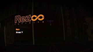 Rez Infinite -extra content Impressions