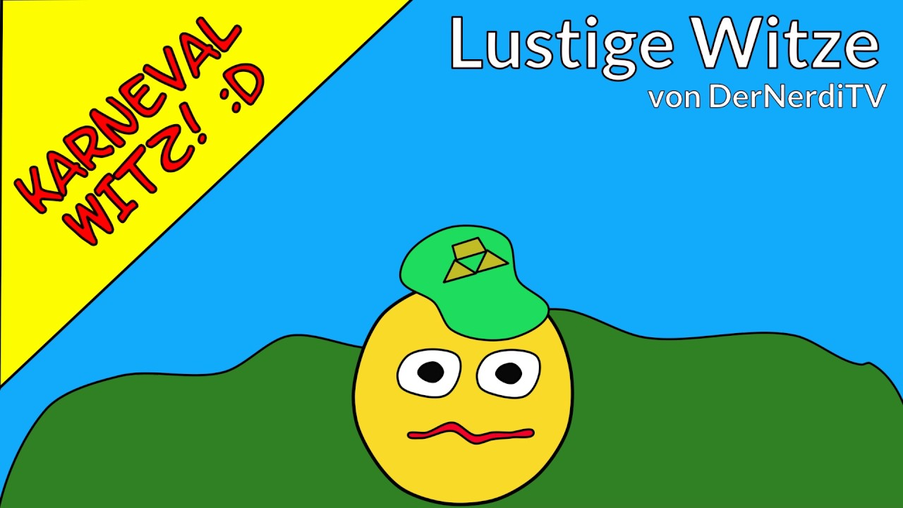Karneval Witz Lustige Witze Trockene Witze Youtube