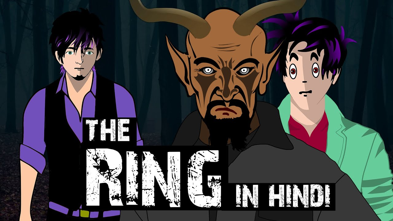 THE RING Horror | Horror Stories in Hindi | Horror Movies 2020