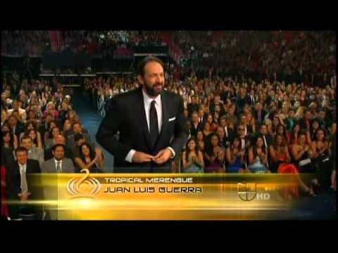 Juan luis Guerra - Premio Lo Nuestro 2011.mpg