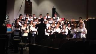 LMHS Choir 2013   Ki Mi Tziyon