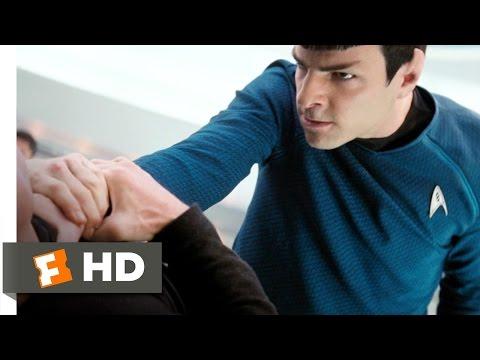 Emotionally Compromised  Star Trek 69 Movie CLIP 2009 HD
