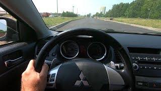 2007 Mitsubishi Lancer 2.0L (150) POV Test Drive