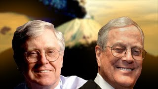 Evil Billionaire Brothers Don't Even Bother Hiding Anymore   6/21/14    (Koch brothers)