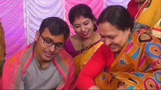 Satyaki weds Riya 17th January 2019   Full Video