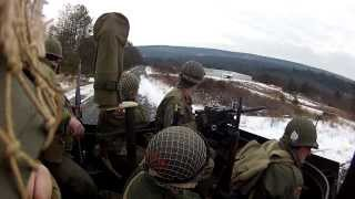 Fort Indiantown Gap Battle of the Bulge 2014