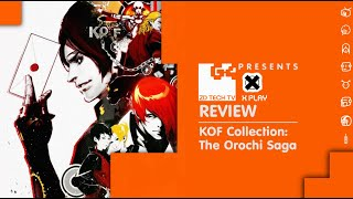X-Play Classic - KOF Collection: The Orochi Saga Review