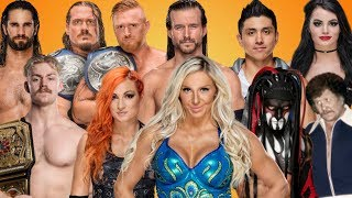 First Winners Of Every Current WWE Championship!!!