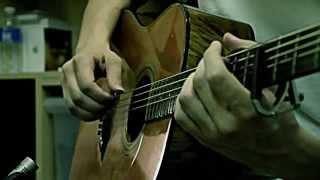 Реквием по мечте на акустической гитаре