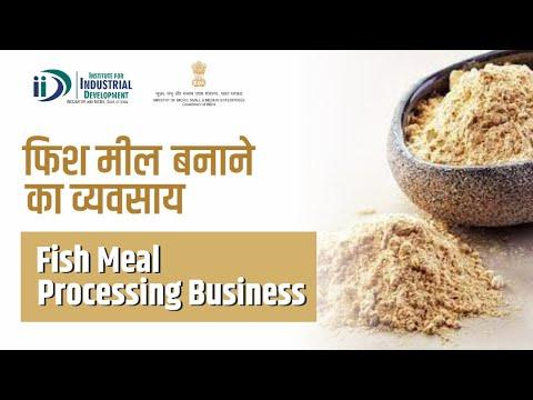 शुरू करे फिश मील बनाने का व्यवसाय || Start Fish Meal Processing Business