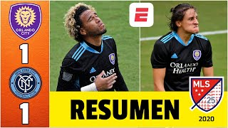Orlando 1-1 NYCFC. ¡INCREÍBLE! Gallese, expulsado; defensa argentino ataja penal; City a semis | MLS