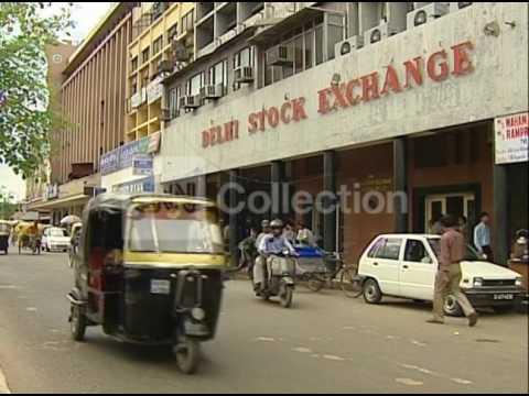 INDIA STOCK EXCHANGES