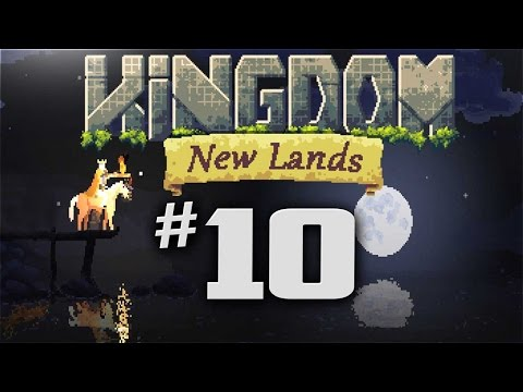 Kingdom New Lands Gameplay - Ep 10 - DOG!  (Let's Play Kingdom New Lands Dog)
