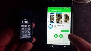 Using qooApps Camera with Tools Fit Watch on your Gear Fit2