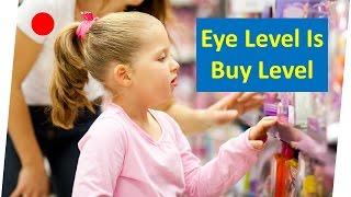Eye level is buy level