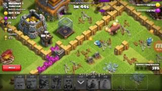 Ho costruito la miniera di gemme tour del mio villaggio (clash of clans)