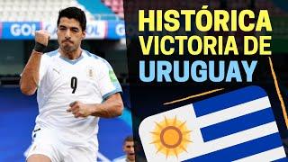 😱 Histórica Victoria de URUGUAY - Colombia vs Uruguay [0-3] - Eliminatorias Sudamericanas Qatar 2022