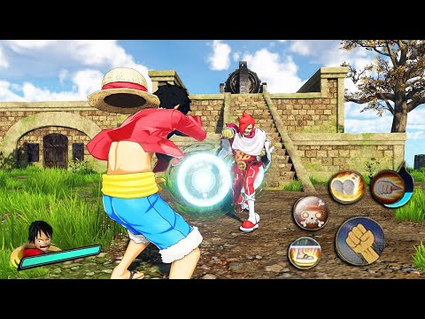 Top 7 One Piece Games For Android 2020