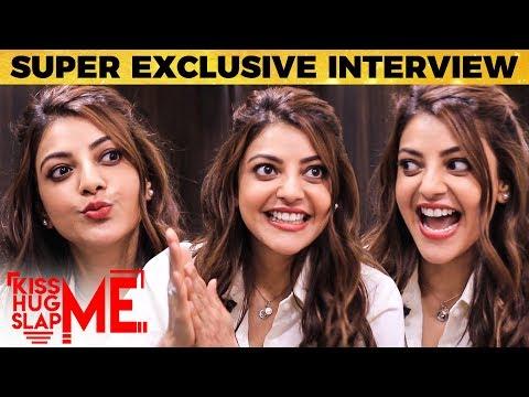 """That Wasn't Like Thalapathy Vijay"" - Kajal's SLAP To Vijay's Dialogue | KHS"