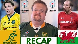 Australia vs Wales RECAP | Rugby World Cup 2019