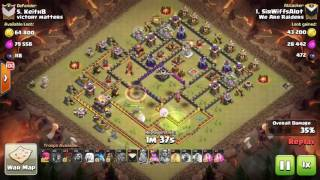 Feds vs VM: th11 queen charge BoLaLo triple