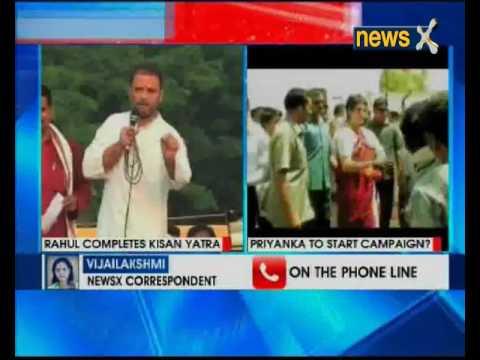 Priyanka Gandhi to campaign for UP polls