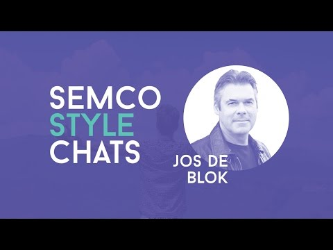 Semco Style Chat with Jos de Blok, founder of Buurtzorg