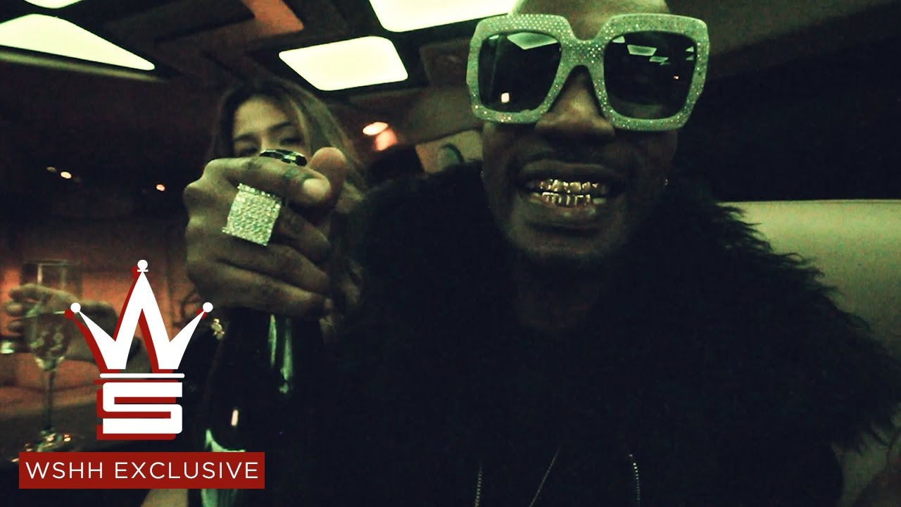 "Juicy J ""Wet"" (Official Music Video)"