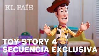 Історія іграшок Secuencia де '4'