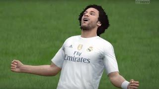 FIFA 16 Невероятная серия пенальти 12 голов