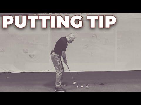 SIMPLE PUTTING TIP HUGE REWARDS | Shawn Clement | Wisdom in Golf