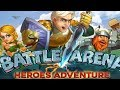 New Game Just Like Heroes Charge? Battle Arena: Heroes Adventure