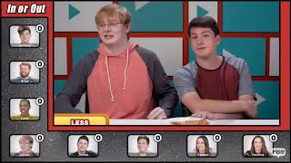 YouTubers React But It's Only CallMeCarson and Jawsh 4 (feat. Captain Sparklez)