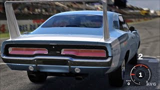 Forza Motorsport 3 - Dodge Charger Daytona HEMi 1969 - Test Drive Gameplay (HD) [1080p60FPS]